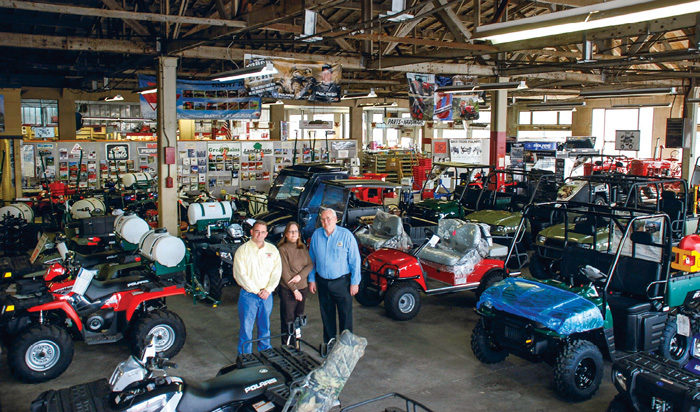 Selling Utility Vehicles