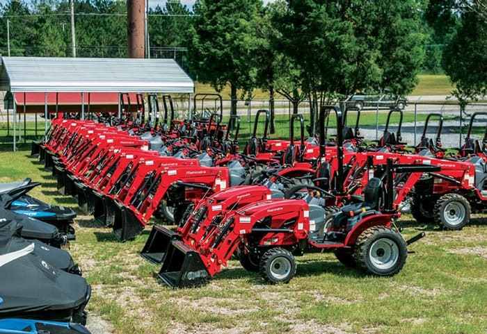 Single-Store Dealership of the Year: Ranchland Tractor & ATV