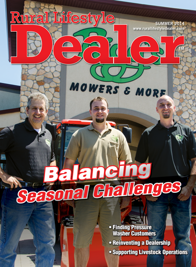 Summer 2014 Rural Lifestyle Dealer