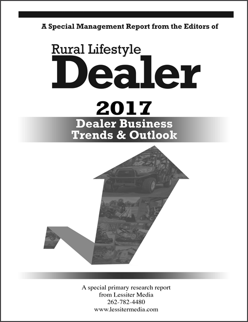 2017 Dealer Business Trends and Outlook Report Cover
