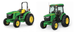 John Deere 4M & 4R compact utility tractors