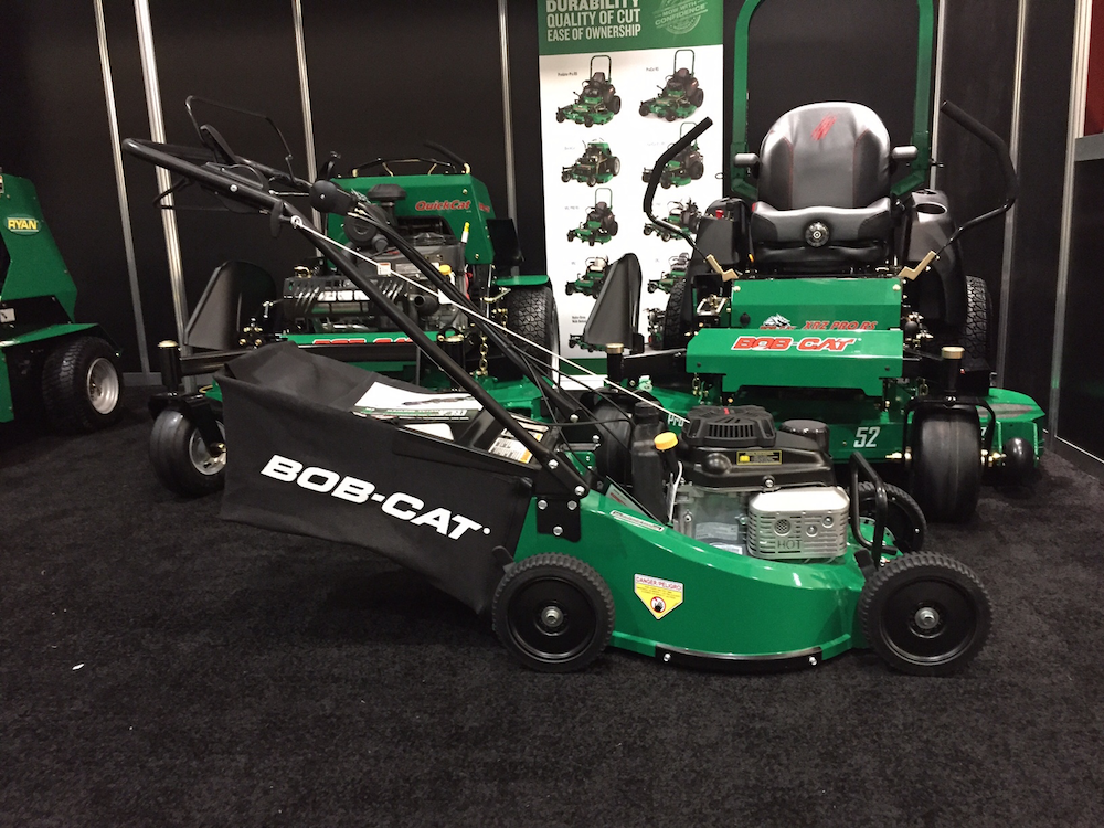 Bob-Cat Introduces 21-Inch Commercial Walk-Behind Mower