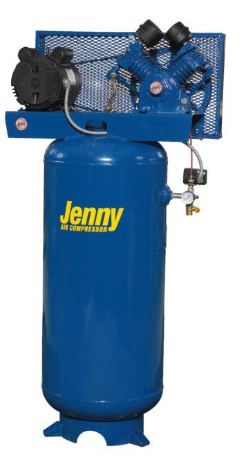 Jenny_G5A-60V air compressor_0218