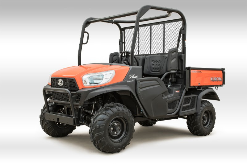 Kubota Introduces Competitively Priced Rtv X Series