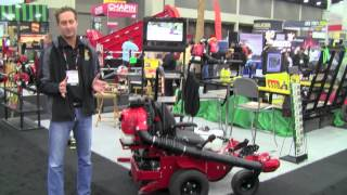 Jungle Jim's Introduces ZTF Foot Steer Mower