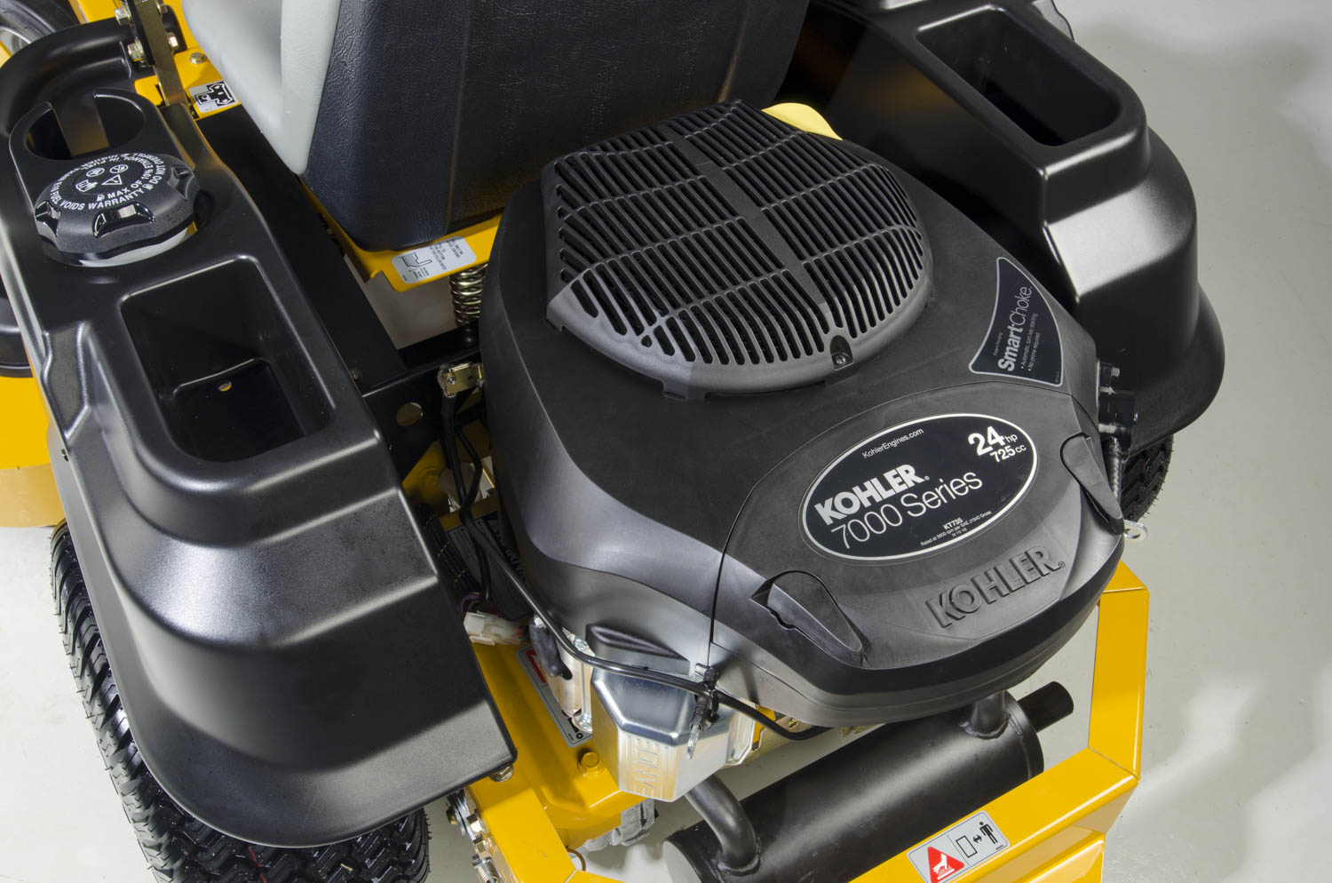 Select Hustler Raptors to Feature Kohler Engines | 2015-04-27 ...
