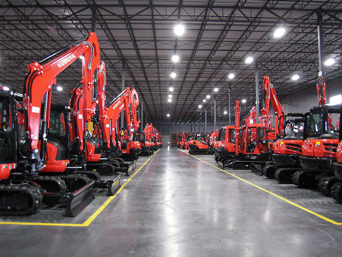 Kubota Distribution Facility