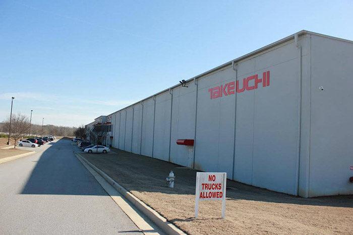 Takeuchi facility