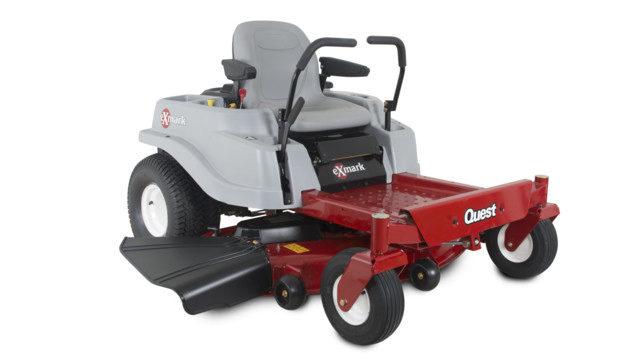 Exmark Quest mower