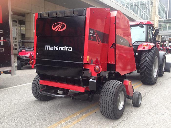 Mahindra Hay Tools
