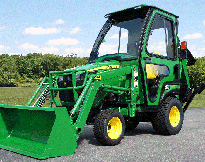 Curtis Industries Introduces Cab System For John Deere 1