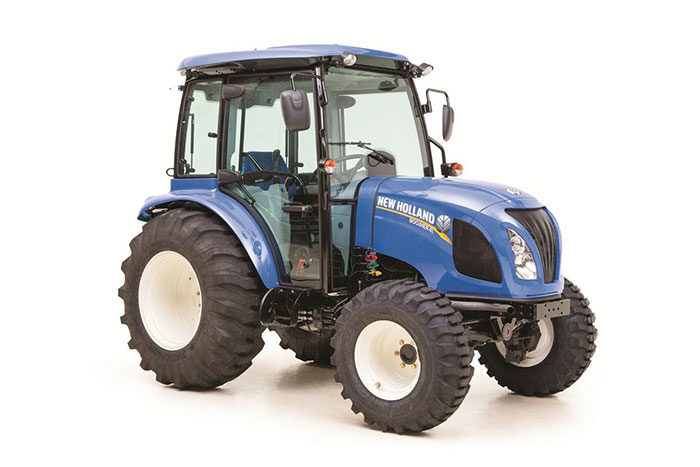 New Holland Dealership : New holland s boomer compact tractors now available with
