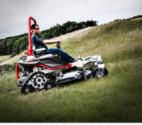 Altoz TRX zero-turn mower