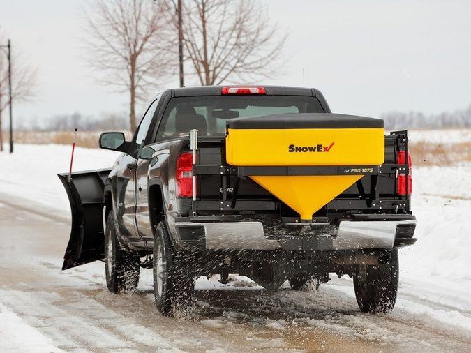 SnowEx Spreader