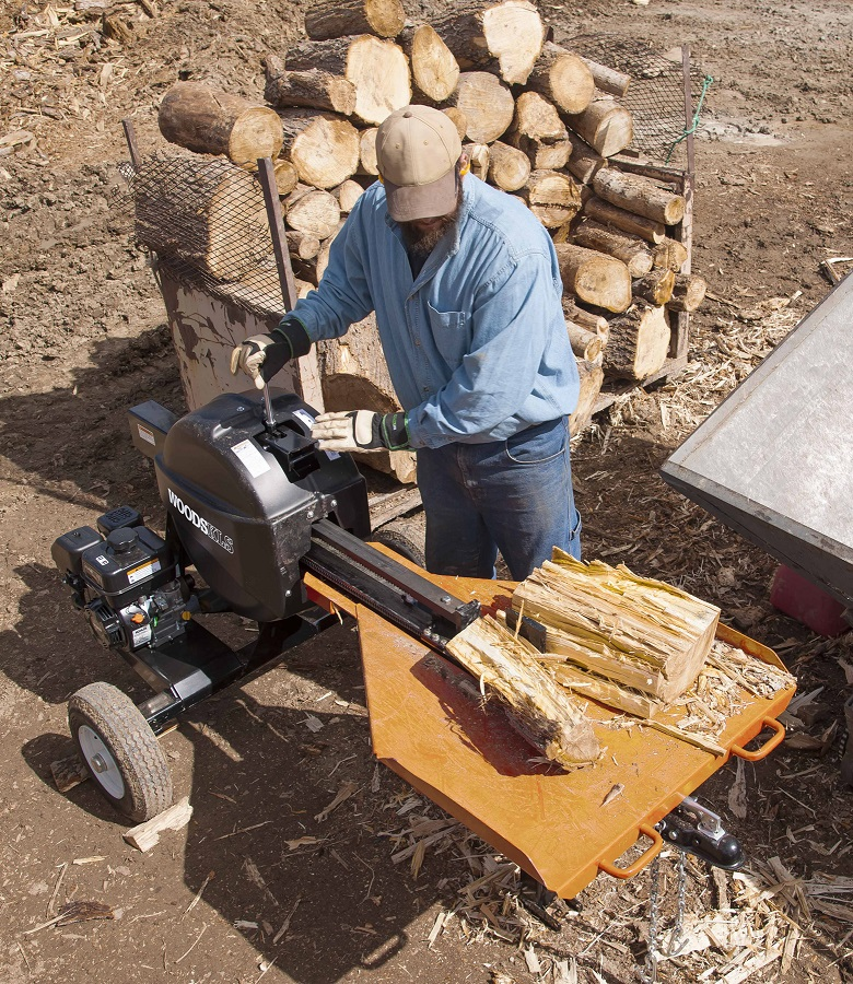 Woods Log Splitter