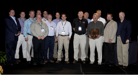 The sales and service staff from Midwest Equipment & Supply Co