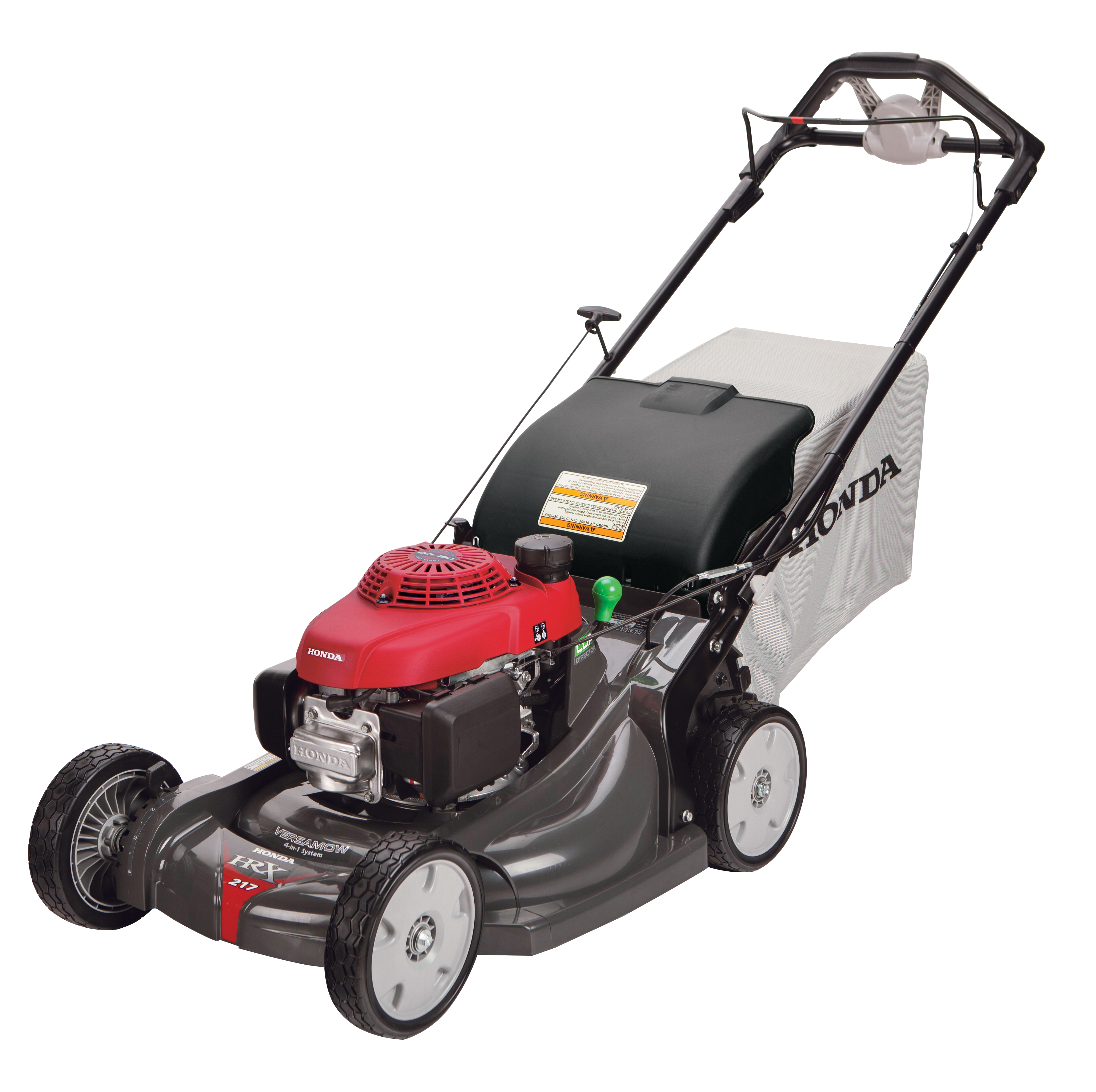 All New For 2014, These HRX Models Incorporate The Honda Select Drive  System, Providing Control, Comfort And Convenience To Mowing Customers.
