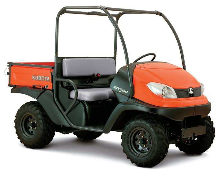 Kubota Recalls Utility Vehicles Due To Injury And
