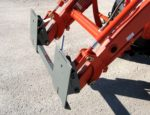 Worksaver Skid Steer Adapter