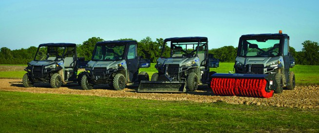 Polaris® Expands Offering for BRUTUS™ Commercial Vehicle Line