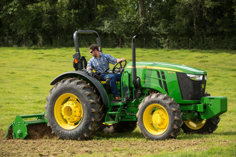 John Deere Announces Changes to 5M Utility Tractors | Rural