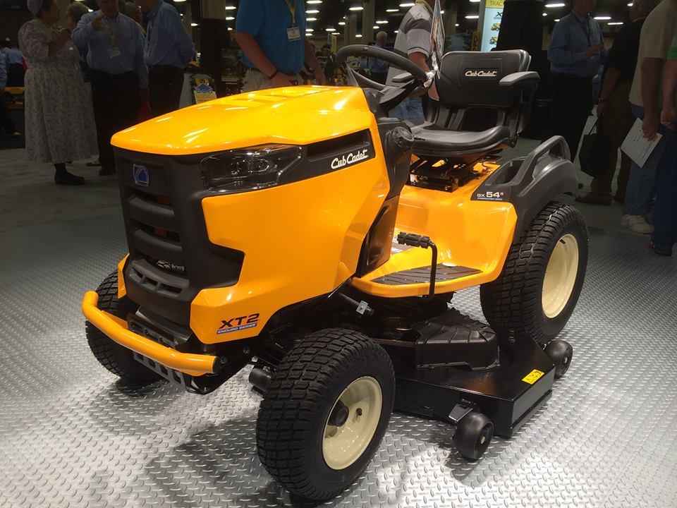 Cub Cadet Dealers : Cub cadet unveils new xt enduro series lawn tractors