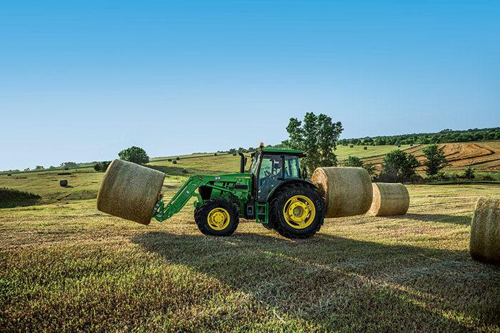 6E Tractor