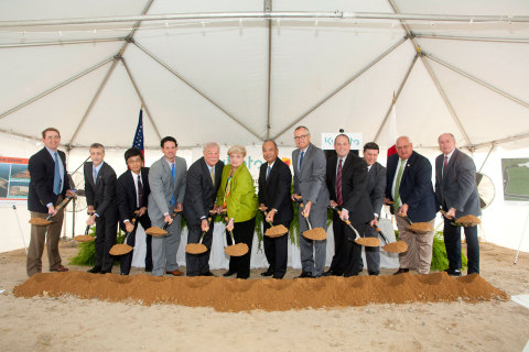 Kubota UTV Facility Groundbreaking