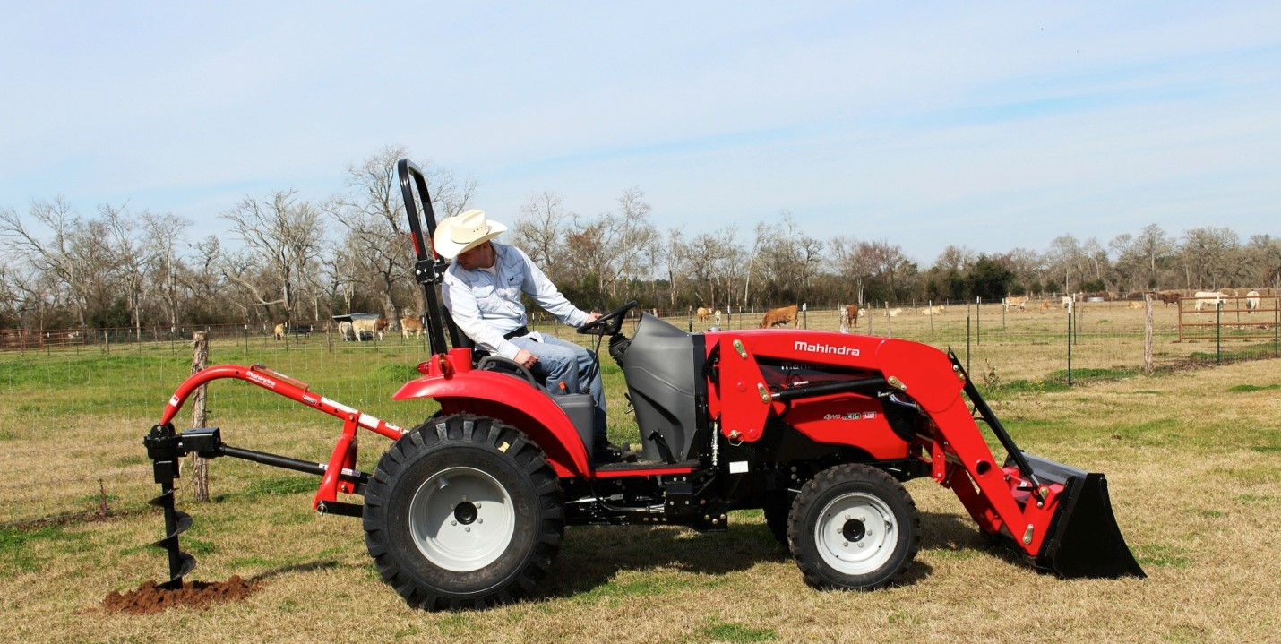 Mahindra USA 1500 Series Tractors Now Available | Rural