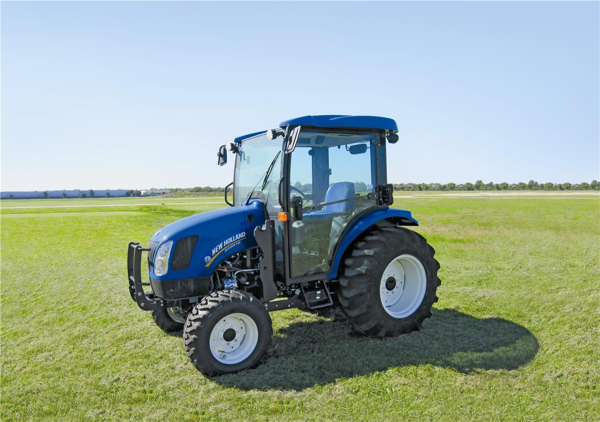 New Holland Boomer 54D