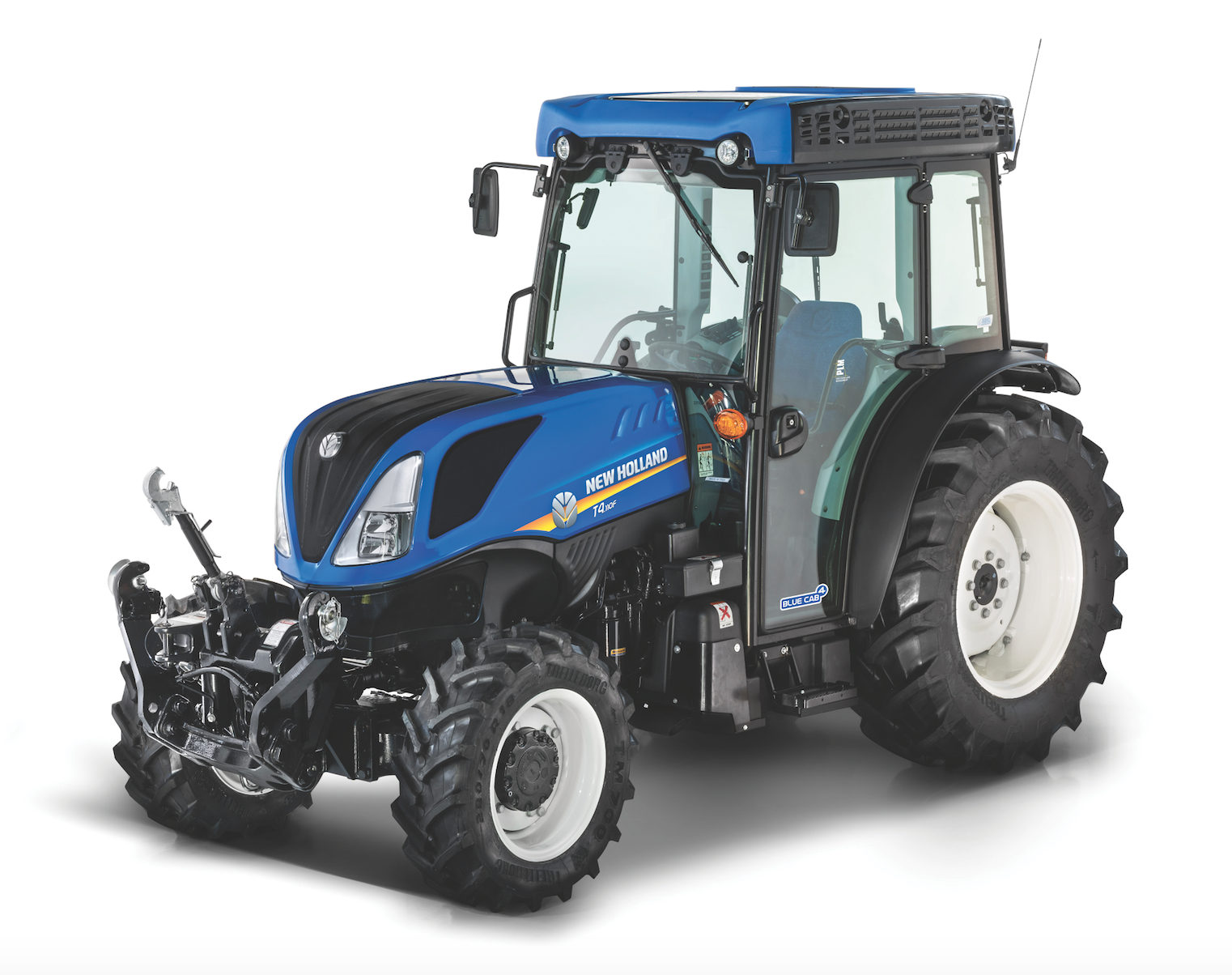 New Holland Dealership : New holland introduces t v tier a series tractors