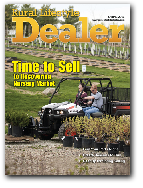 Rural Lifestyle Dealer Spring 2013