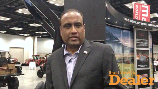 Mahindra North America's New Products for 2018 and Upcoming Technology