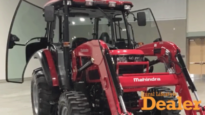 Mahindra North America Introduces New Higher Horsepower Tractors