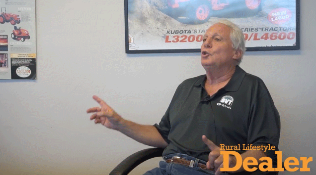 Big Valley Tractor: Big Valley Tractor's Mobile Service Strategy
