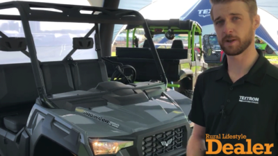 An Exclusive Look at New Offerings From Textron Off Road
