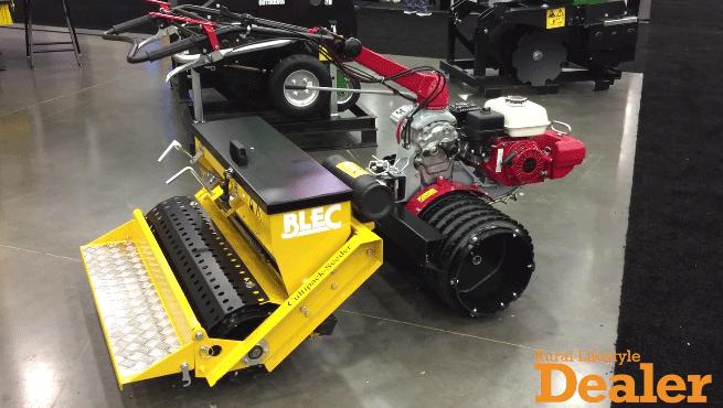 Jacobsen's New Commercial Zero-Turn Mower Series