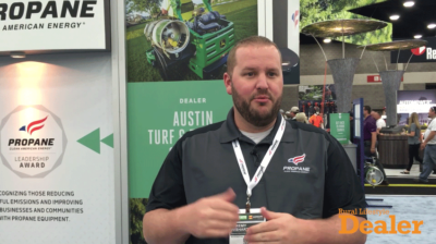 Update from the Propane Education and Research Council
