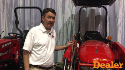 The Perry Co.'s New Guardian Filtered Air Fans for Tractor Canopies