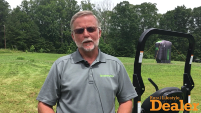 Highlights of Greenworks' Battery Technology for Mowers