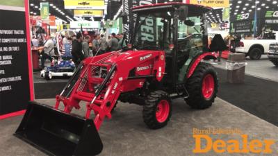 Branson Tractors' 15 Series Tractor