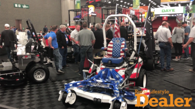 Dixie Chopper to Begin Manufacturing Soon